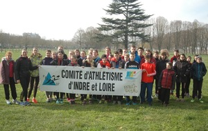 27/02 :Résultats Intercomités de cross BE/MI , Amboise
