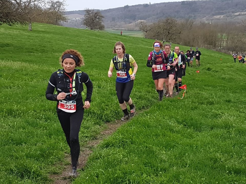 Trail Sud Touraine , Chambon